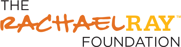 The Rachael Ray Foundation™ (RRF) Logo
